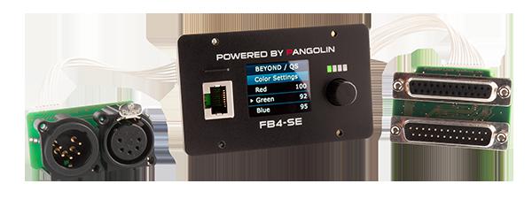 Pangolin Laser Flashback 4 SE Interface