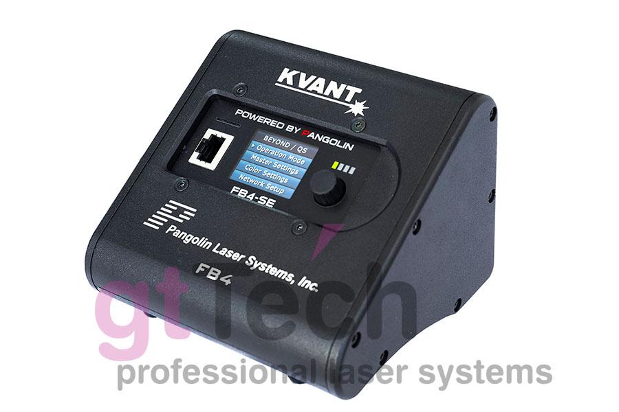 Pangolin Laser Flashback 4 Kvant DMX BOXED Interface