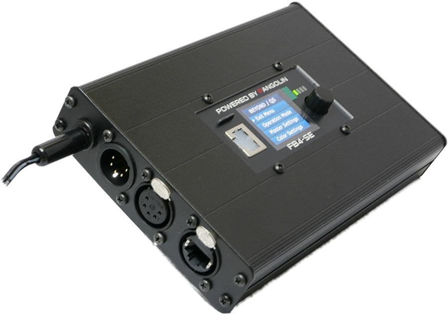 Pangolin Laser Flashback 4 DMX BOX Interface