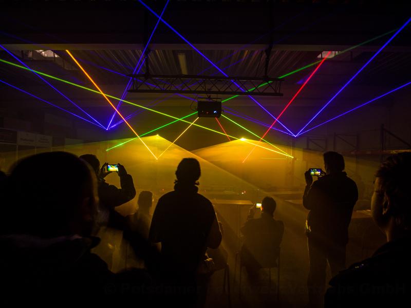 Schulung zum Laserschutzbeauftragten