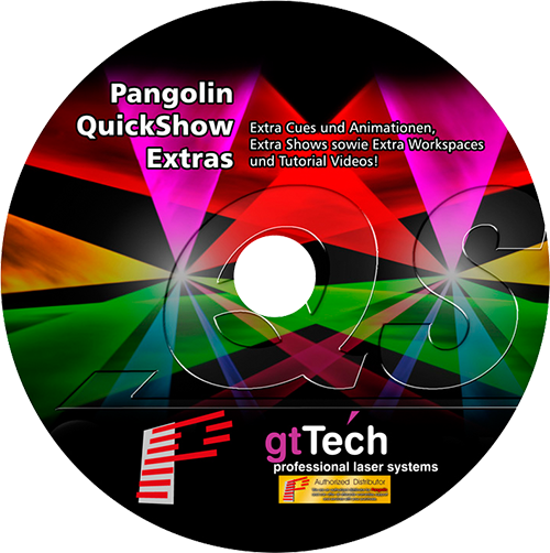 Pangolin QuickShow Extra CD