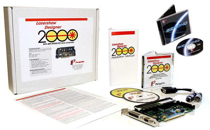 Pangolin LD2000 INTRO mit QM2000 und BEYOND Special Edition