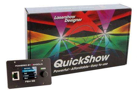 FB4 / Flashback4 / Quickshow Lasershowsoftware