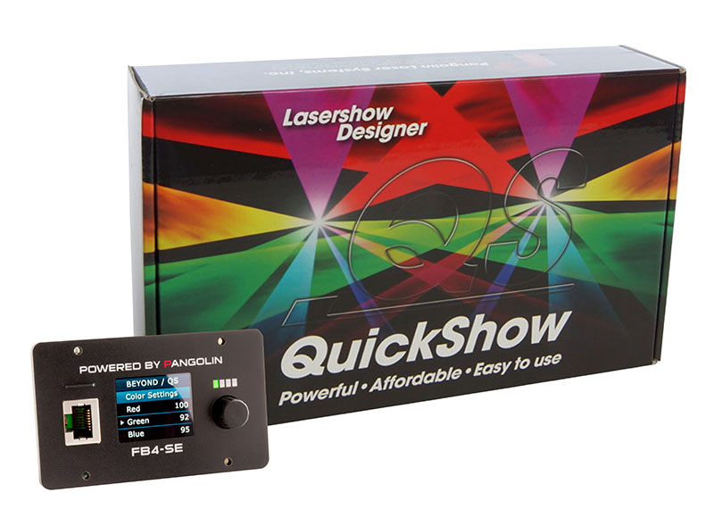 FB4 / Flashback4 / Quickshow Lasershowsoftware