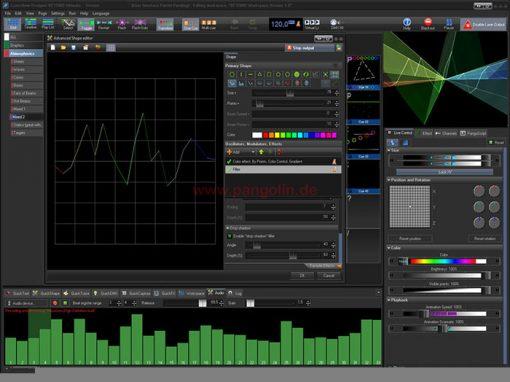 Pangolin Beyond presented by GT-TECH Laser SH2