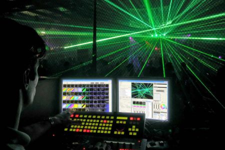 Pangolin LivePro Lasershowsoftware