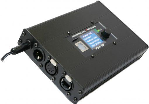 Pangolin Laser Flashback 4 DMX BOX Netzwerk Interface