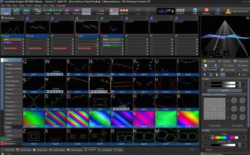 Laserdesigner Pangolin Beyond 4.0 Screenshot 1