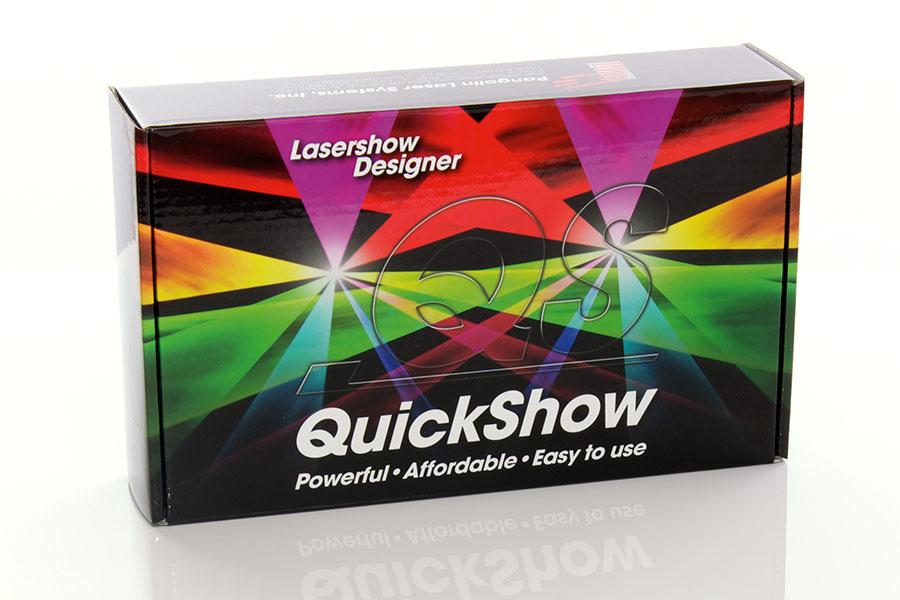 Laserdesigner Pangolin QuickShow 4.0