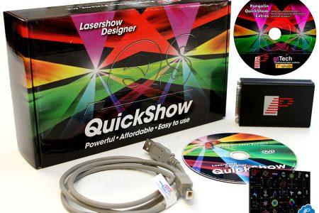 Pangolin QuickShow 4.0 Flashback 3 mit Extra CD und Cloud Zugang