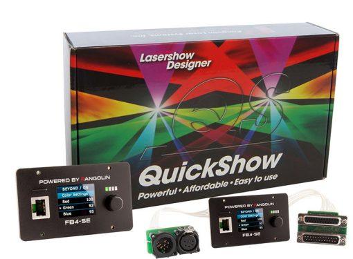 Pangolin Laser Flashback 4 MAX Interface