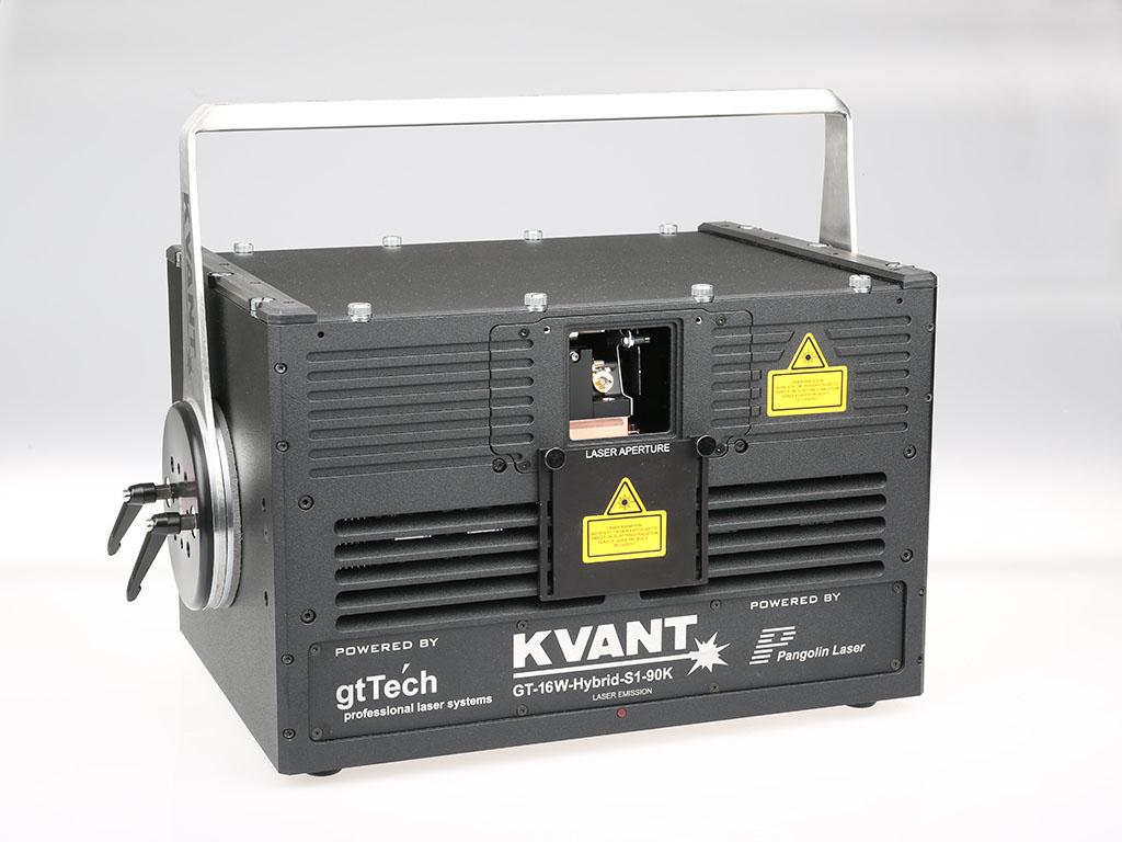Kvant Laser Hybrid GT-16W FB3 S1 OPSL 90kpps