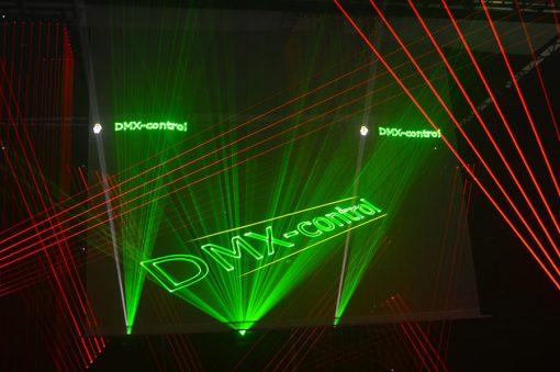 Lasergaze weiß von GT-TECH LASER