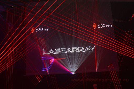 Lasergaze weiß von GT-TECH LASER2