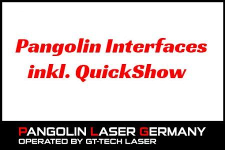 Pangolin Laser Interfaces