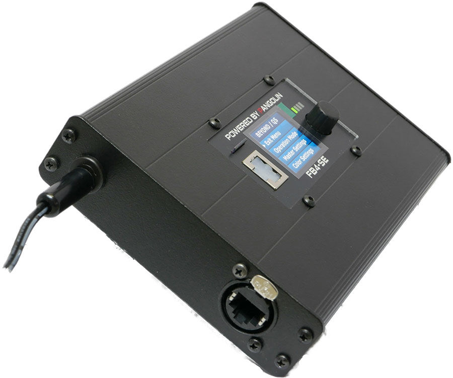 Pangolin Laser Flashback 4 BOX Netzwerk Interface - ILDA