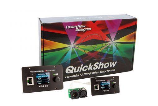 Pangolin Laser Flashback 4 DMX Interface