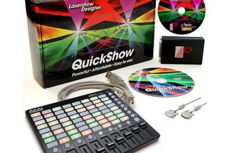 QuickShow Set mit APC-Mini