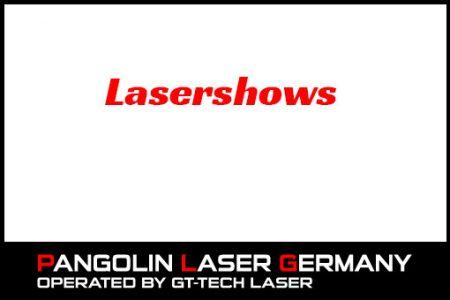 Pangolin Lasershows