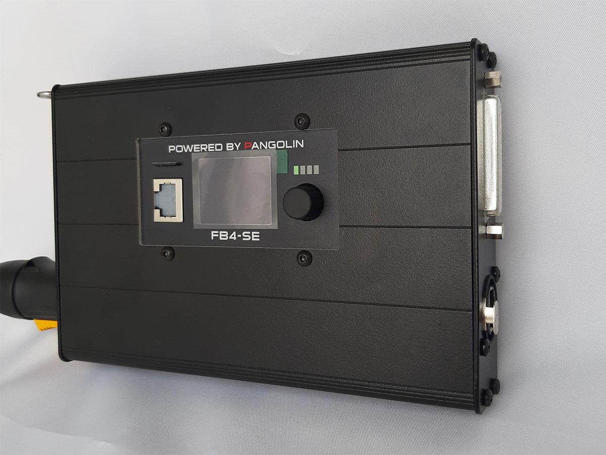 Pangolin Laser Flashback 4 BOX Powercon Interface