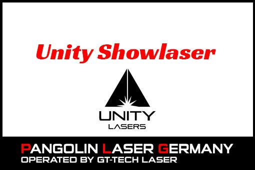 Unity Showlaser